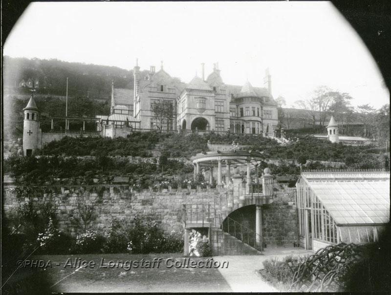 Cragg Hall