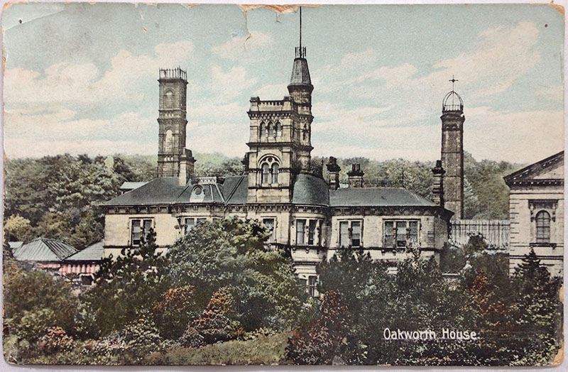 oakworth house